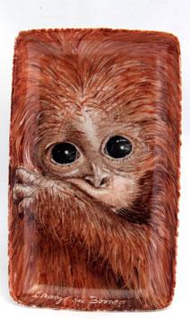 Vassoietto orango cm 14 x 8,5