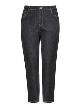 Jeans Boyfriend, schwarz
