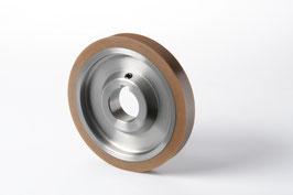 Gummierte Vorschubrolle 140 x 10 x 35 mm, Braun, 70 ShA