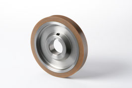 Gummierte Vorschubrolle 140 x 20 x 35 mm, Braun, 70 ShA
