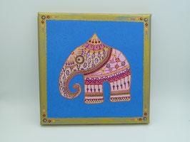 Kleiner indischer Elefant