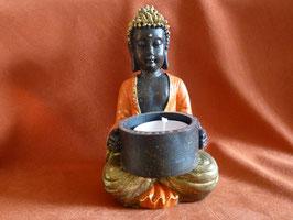 BUDDHA ORANGE-GOLD