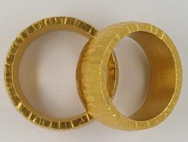 Verlobungs-/Trauringe Feingold Nr.1