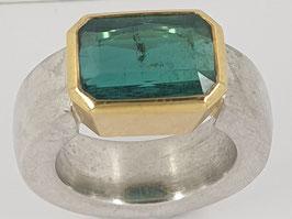 Silberring mit Turmalin Nr.1