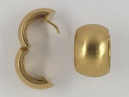Kreolen Gelbgold Nr.1