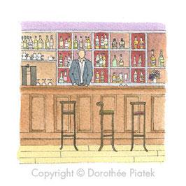 Bar hôtel de l'europe
