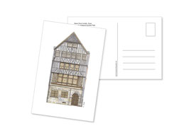 Maison Corneille -  Rouen
