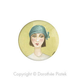 Rondo femme bonnet bleu