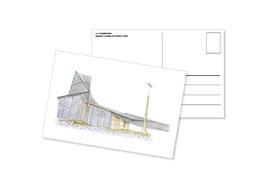 Eglise Jeanne d'Arc Rouen