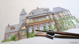 Maison Maurice Leblanc (Clos lupin) - Etretat