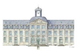 Carte postale Lycée Corneille à Rouen