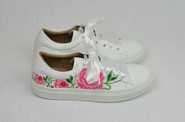 "Sneaker ""Rose white""  (vegan)"