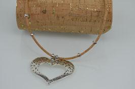 """Halskette """"Herz in Herz"""""""