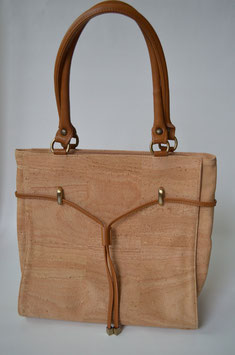 Handtasche aus Kork