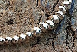 flexibles Armband in Silber - verschiedene Gliederformen
