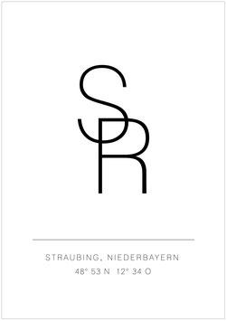 Poster  4 / SR mit Koordinaten