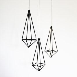 Himmeli No.  6 / triangle (3er Set)