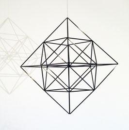 Himmeli No.  2 / cubus
