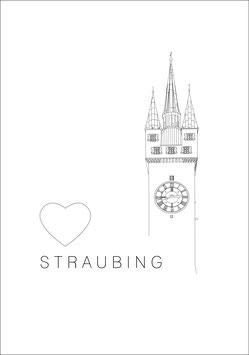 Poster  2 / Straubing mit Herz