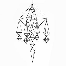 Himmeli No.  8 / jewel