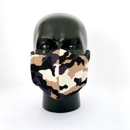 Camouflage Braun