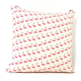 Flamingo Weiß