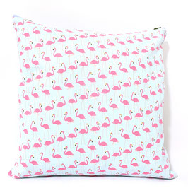 Flamingo Baby blau