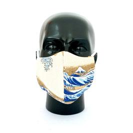 Hokusai Beige