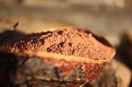 """Rohes Kakaopulver """"Criollo"""" aus Peru z.B. für Smoothies"""