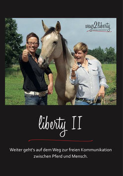 "Lehr-DVD ""liberty II"""