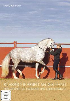 """Lehr-DVD """" Klassische Arbeit an der Hand"""""""