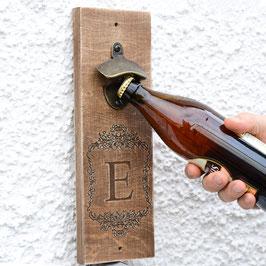 Flaschenöffner Geschenk personalisiert mit Magnete