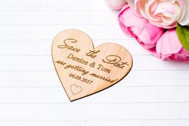 Save the date Karten Hochzeits einladung