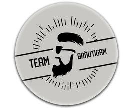 9x Team Bräutigam Button Set