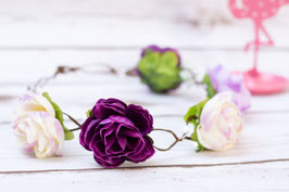 Haarschmuck Hochzeit Haarband Blumen