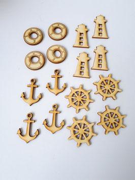 Maritime Set Streudeko