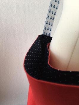 A1 Zuschnitt, Ecken, Gurtband (Projekt: Wendetasche), 1x3h, inkl. Material, Di., 9.11.2021, 17-20 Uhr