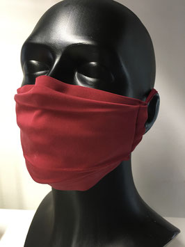 Mund-Nasen-Maske für Erwachsene, uni TENCEL Collection