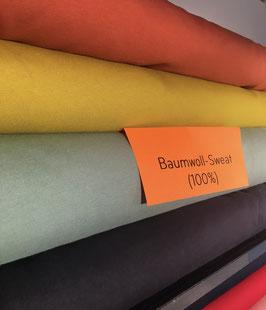 Baumwoll-Sweat