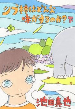 小説『シブ柿はどんな味がするのか?』下巻(商品番号5)