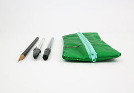 Green, recycled Pencil Case