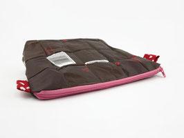 Brown Cosmetic Bag