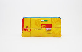 Yellow Pencil Pouch, sustainable