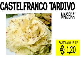 CICORIA DI CASTELFRANCO TARDIVA vaschetta da 12 pz
