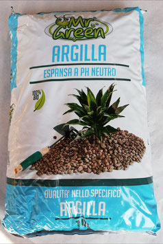SACCO ARGILLA ESPANSA 10 L