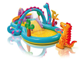 INTEX Playcenter dinosauri cm 333x229x112 i.2