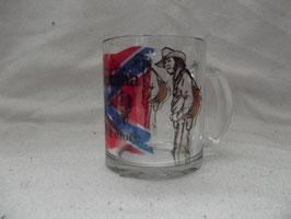 Tasse Glas (nur noch solange der Vorrat reicht)