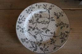 "GreenGate Plate "" Amira white """