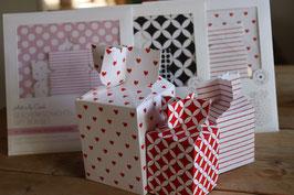 Art Geschenkschachtel Set