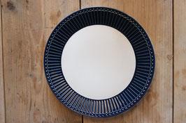 GreenGate Plate Alice dark blue